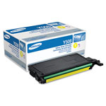 Samsung CLT-Y508S Yellow Toner Cartridge (2k Pages)