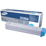 Samsung CLX-C8380A Cyan Toner Cartridge (15k Pages)