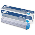 Samsung CLX-C8540A Cyan Toner Cartridge (15k Pages)
