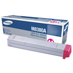 Samsung CLX-M8380A Magenta Toner Cartridge (15k Pages)