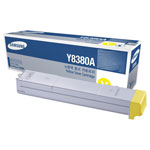 Samsung CLX-Y8380A Yellow Toner Cartridge (15k Pages)