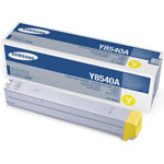Samsung CLX-Y8540A Yellow Toner Cartridge (15k Pages)