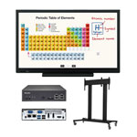 Sharp PN-C703BPKG2 All in One Interactive Display Solution Package