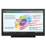 Sharp PN-L603A Professional LED Touch Screen Monitor: PNL603A