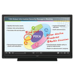 Sharp PN-L603B Professional LED Touch Screen Monitor: PNL603B
