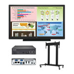 Sharp PN-L603WPKG1 All in One Interactive Display Solution Package