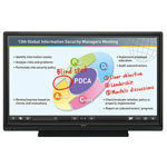 Sharp PN-L703A Professional LED Touch Screen Monitor: PNL703A