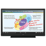Sharp PN-L703B Professional LED Touch Screen Monitor: PNL703B