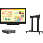Sharp PN-L703WPKG1 All in One Interactive Display Solution Package
