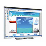 SMART Board 880 with SMART Meeting Pro : SB880-SMP