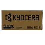 Kyocera TK-5292C Cyan Toner Cartridge (13k Pages)
