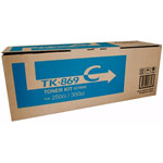 Copystar TK-869C Cyan Toner Cartridge (12k Pages)