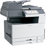 Lexmark X925DE MFP Printer : X925 w/ Duplex & Touch Screen - X-925DE