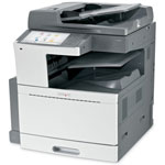 Lexmark X954DE MFP Printer : X954 w/ Duplex & Touch Screen - X-954DE