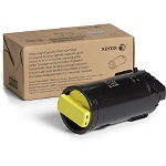 Xerox 106R03918 Yellow Toner Cartridge (10.1K Pages)