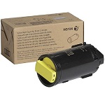 Xerox 106R04016 Yellow High Capacity Toner Cartridge (9K Pages)