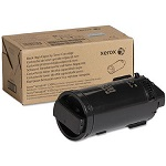 Xerox 106R04017 Black High Capacity Toner Cartridge (12.1K Pages)