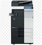 Minolta Bizhub C284e Color Printer, Copier and Scanner