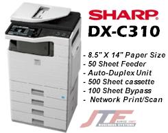 DX-C310