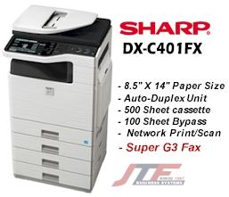 DX-C401FX