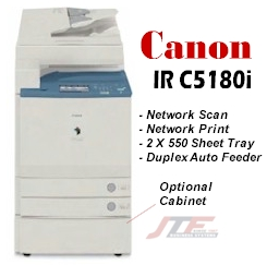 CANON IMAGERUNNER C5180I DRIVERS FOR MAC