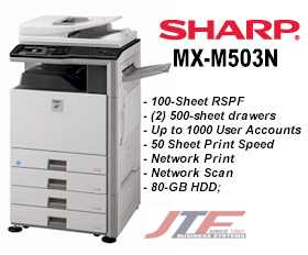 SHARP MX 503N DRIVERS FOR WINDOWS MAC
