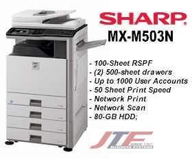 MX-M503N