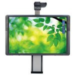 Promethean ActivBoard 395 - Pro Adjustable System - ABAS395PUST