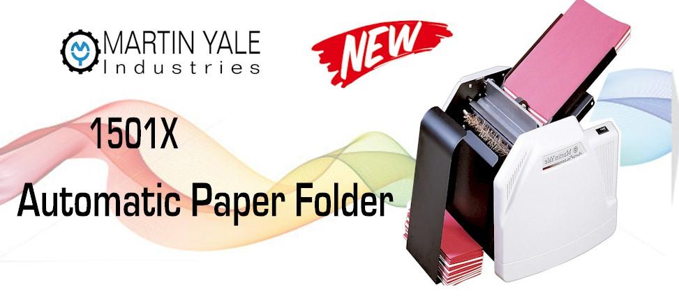 Martin Yale Paper Folders