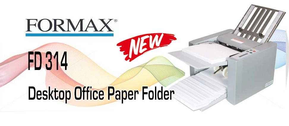 Folding Machines : Formax Paper Folders