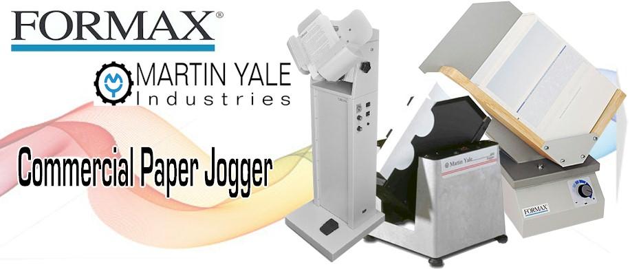 Paper Jogger : Formax Paper Jogger