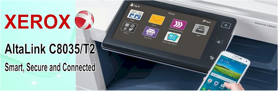 Xerox Copiers : Xerox Office Copiers on Sale : JTF Business Systems