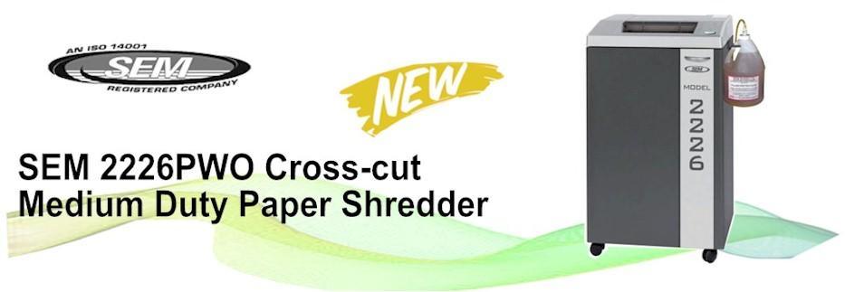 SEM Paper Shredders
